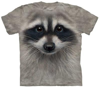 Raccoon Face