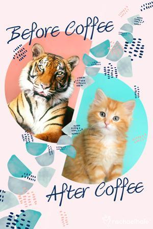 Before Coffee, After Coffee by Rachael Hale