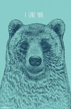 Rachel Caldwell - I Like You Bear
