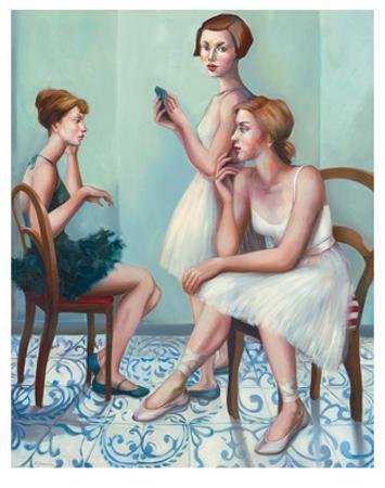 Dancers by Rachel Deacon