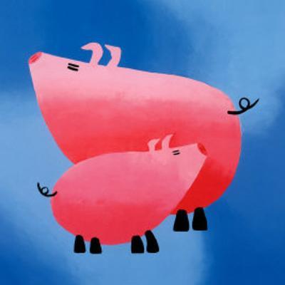 Oink! Oink! by Rachel Deacon