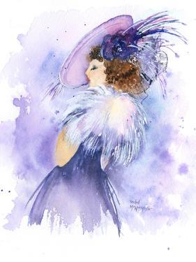 Ascot Lady 6 by Rachel McNaughton