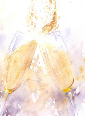 Champagne Clink by Rachel McNaughton