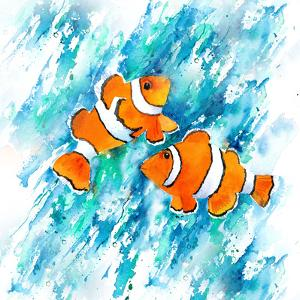 Clown Fish by Rachel McNaughton