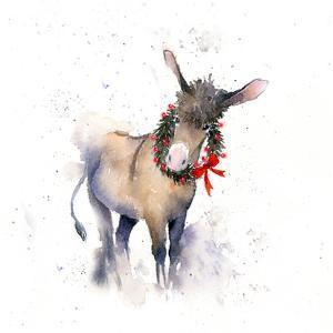 Donkey Wreath by Rachel McNaughton