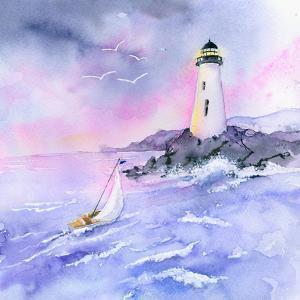 Light And Surf by Rachel McNaughton