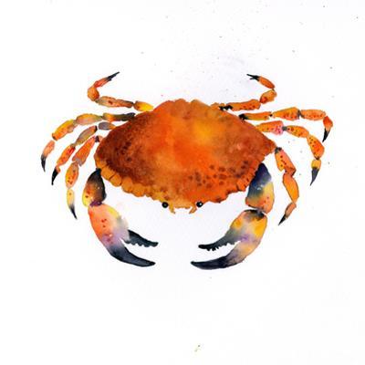 Orange Crab by Rachel McNaughton