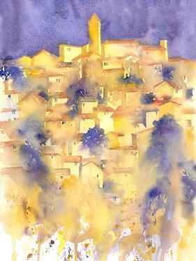 Splashy Tuscany by Rachel McNaughton