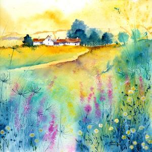 Summer Meadow by Rachel McNaughton