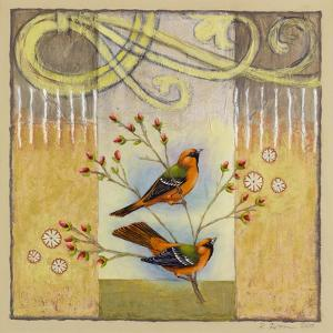 Summer Orioles by Rachel Paxton