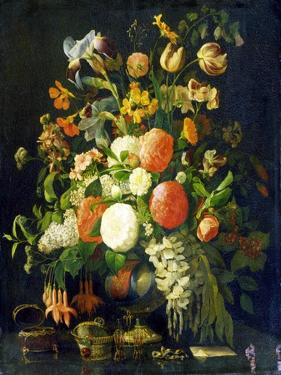 Flowers, 18th Century by Rachel Ruysch