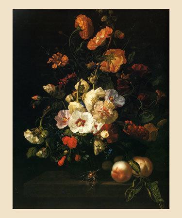 Vase de Fleurs, 1701