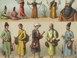 Racial, Iran, Musicians