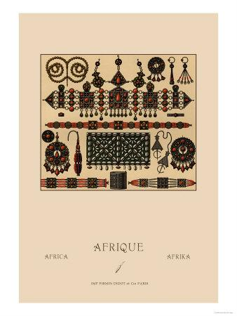 African Metalwork and Beading