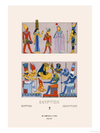 Egyptian Gods, Goddesses and Pharaohs