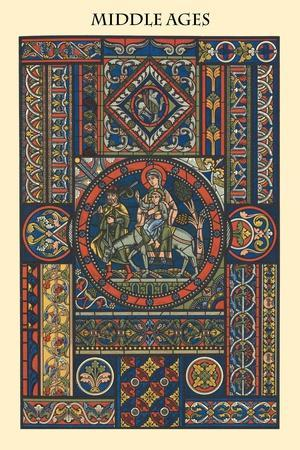 Ornament-Middle Ages