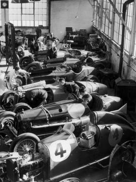 Racing Mechanics