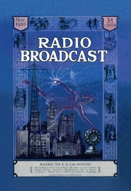 Radio Broadcast, Building the R.B. Lab Receiver