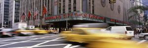 Radio City Music Hall, New York, New York State, USA