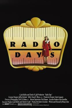 Radio Days [1987], directed by WOODY ALLEN.