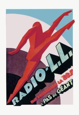 Radio, L.L.: Modern Running Man