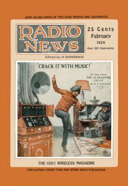 Radio News: Crack It with Music!