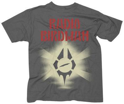 Radiobirdman- Vintage Tour Logo