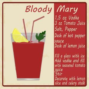 Bloody Mary Cocktail by radubalint