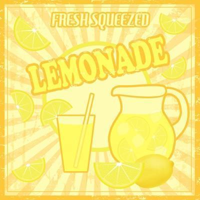 Lemonade Poster by radubalint
