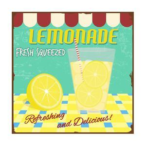 Lemonade Poster by radubalint