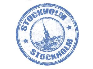 Stockholm Stamp by radubalint