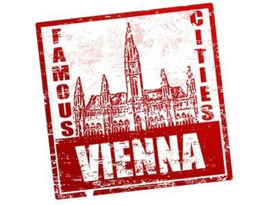 Vienna Stamp by radubalint