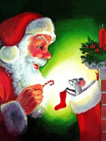 A Creature Was Stirring - Jack & Jill by Rae Owings