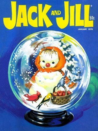 Shake Up a Snowstorm - Jack and Jill, January 1970