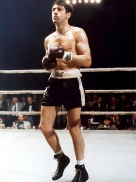 Raging Bull by Martin Scorsese with Robert by Niro, 1980 (photo)