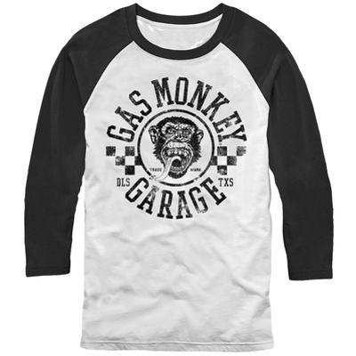 Raglan: Gas Monkey- Rally
