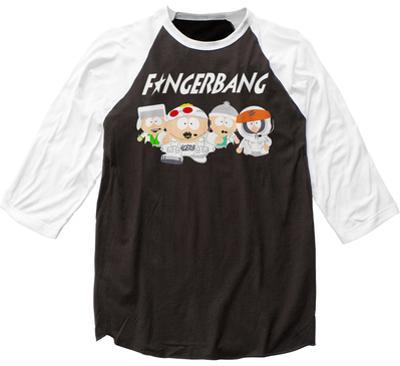 Raglan: South Park- Fingerbang