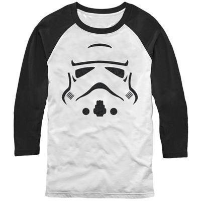 Raglan: Star Wars- Storm Trooper Facade