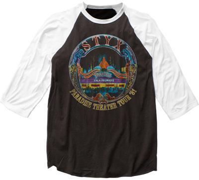 Raglan: Styx- Paradise Theater Tour '81