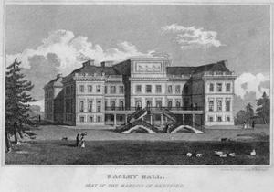 Ragley Hall, Warwickshire