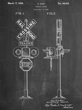 Railroad Crossing Signal Patent