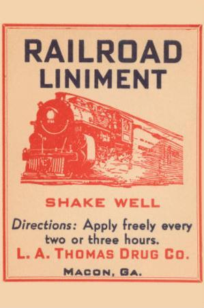 Railroad Liniment
