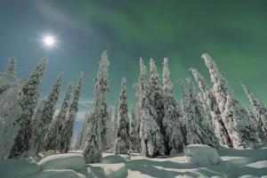 Nothern Lights by Raimund Linke