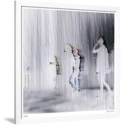 Rain 5349-Florence Delva-Framed Limited Edition