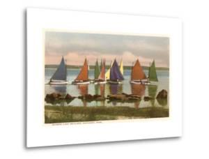 Rainbow Fleet, Nantucket, Massachusetts