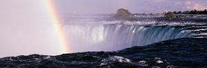 Rainbow over Niagara Falls, Niagara, Ontario, Canada