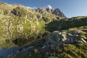 Aguilles Blusher, Haute-Savoie, France by Rainer Mirau