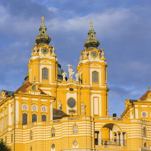Benedictine Monastery KremsmŸnster, Krems at the Danube, Lower Austria, Austria by Rainer Mirau