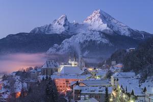 Berchtesgaden, Bavaria, Germany by Rainer Mirau