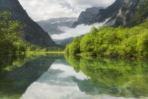 Brunnsee, Hochschwab, Salzatal, Styria, Austria by Rainer Mirau